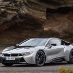 BMW i8 With All-Wheel Drive Technology