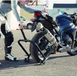 Folding Motorcycles Stand Vs Upright Motorcycle Stand