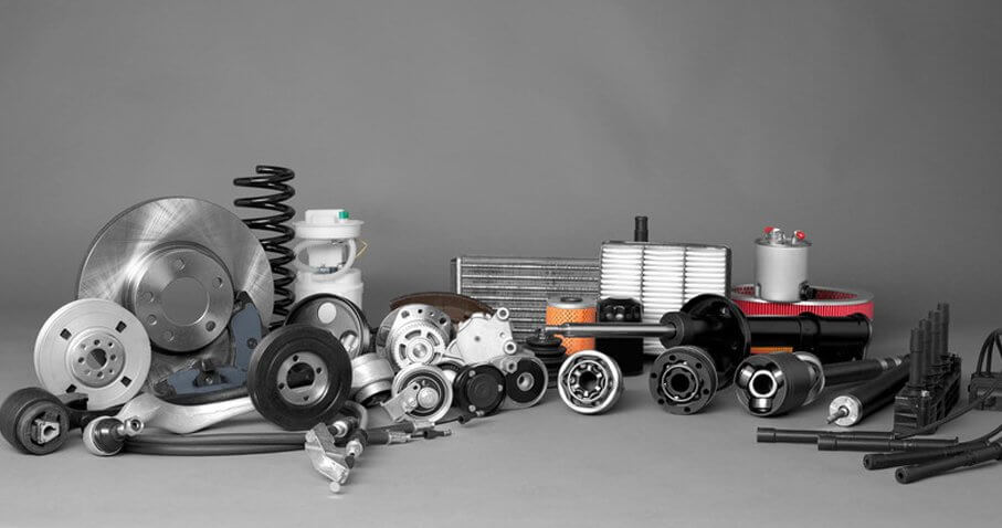 Imports Increase Demand for Motorcycle Spare Parts