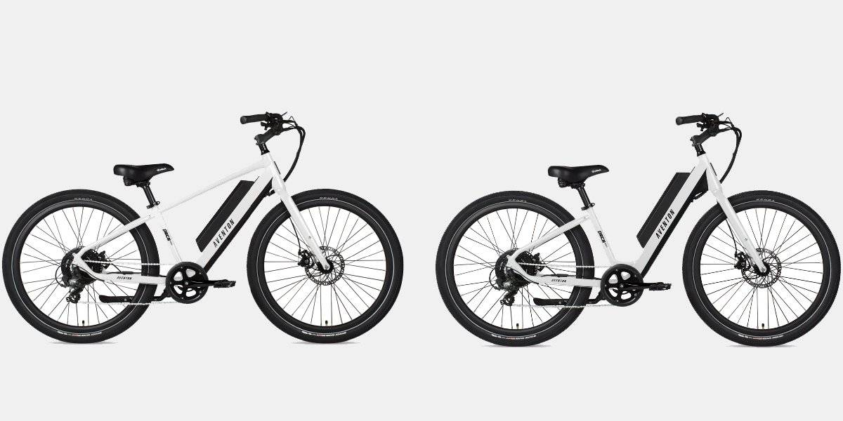The Step-Through eBike is For Everyone!